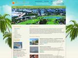 Сайт по туризму во Флориде