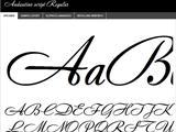 Добавлены 40 декоративных графических шрифтов!